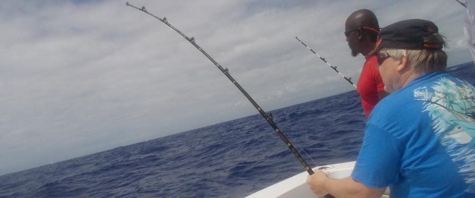 Pro fishing bavaro fishing dominican republic for Deep sea fishing punta cana